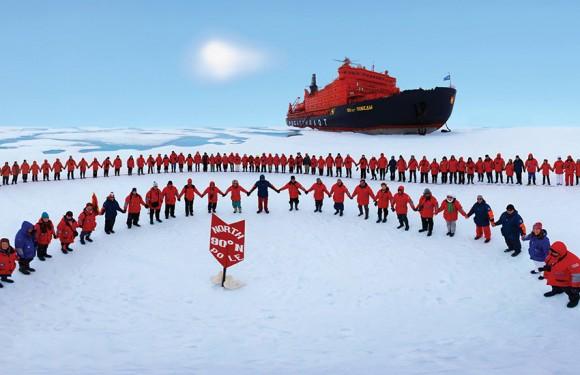 2018年极至北极点跟团自由行船票组合套餐