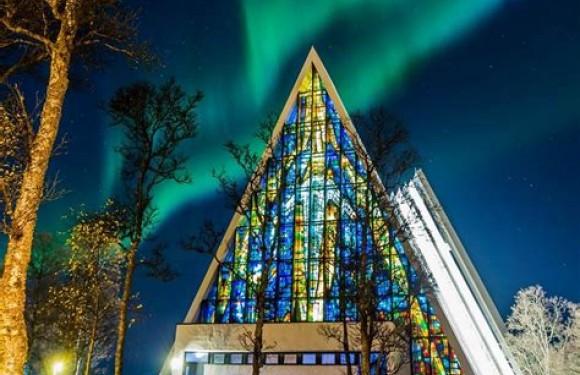 极至2019年10月挪威北部追寻极光之旅